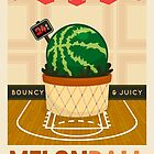 Melonball by mykowu