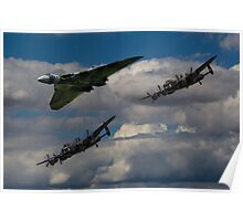 Avro 3Sisters Poster