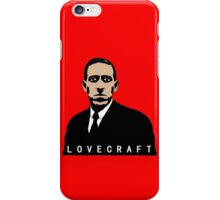 LOVECRAFT BODY iPhone Case/Skin