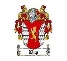 King (Dublin - 1606) by HaroldHeraldry