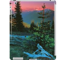 VIEW,OBSTRUCTION POINT iPad Case/Skin