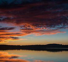 Sunset Sky September 7, 2014 by Tom Gotzy