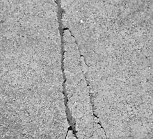 BROKEN SIDEWALK (Damaged) by leethompson