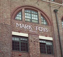 Mark Foys Building - Sydney by Countessa