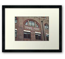 Mark Foys Building - Sydney Framed Print