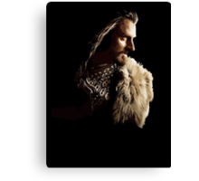 Thorin Oakenshield Canvas Print