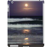 Moonlight Beach iPad Case/Skin