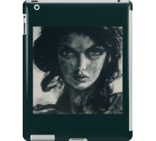 Portrait of Betcee May iPad Case/Skin