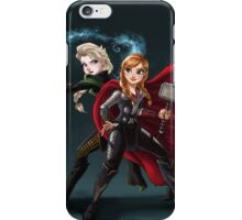 Thunder and Frost iPhone Case/Skin