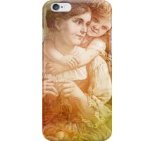 MOTHER AND ME iPhone Case/Skin