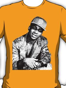 lil b halftone posterized basedgod based god T-Shirt