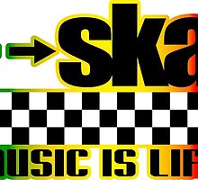 Ska Music is life by extracom