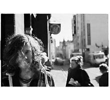 In Edinburgh; Jonatan Photographic Print
