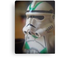 Seige Battalion Clone trooper Metal Print