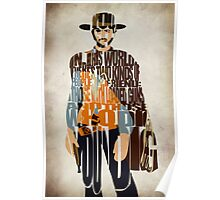 Blondie- The Good, The Bad and The Ugly Poster