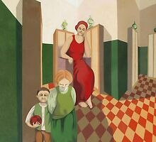 Our mother by federico cortese
