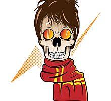 Skull Potter by tokkebi