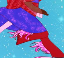 Unicorn Princess Sticker