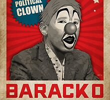Political Clown by morningdance