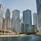On the Chicago River by Marija