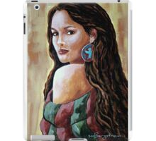 Phoenix Wrapped In Tradition iPad Case/Skin