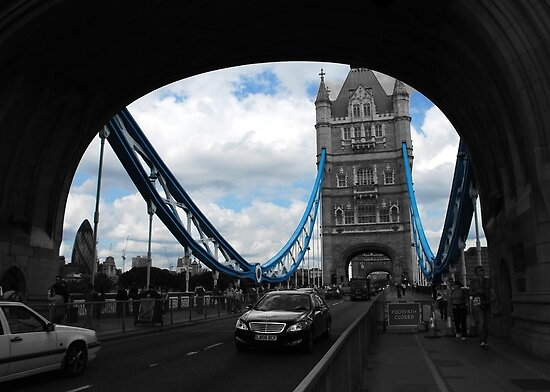 Tower Bridge, London 01 by AlisonOneL