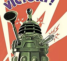 Dalek To Victory - DW by Mellark90