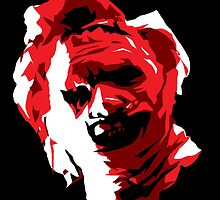 Leatherface Vector Art by EJTees