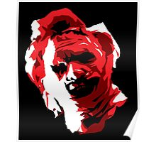 Leatherface Vector Art Poster