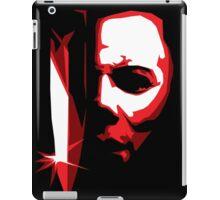 Michael Meyers Vector Art iPad Case/Skin