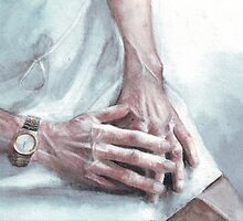 A hands moment by HelgaMcLeod
