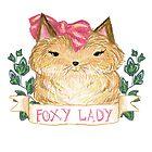 Foxy Lady [pawless] by pidzson