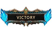 Victory-League of Legends by GALD-Store