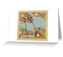 cipher n. 8 Greeting Card