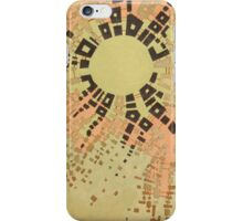 cipher n. 6 iPhone Case/Skin
