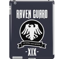 Raven Guard XIX - Warhammer iPad Case/Skin