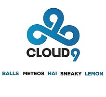 Cloud 9 TEAM by GALD-Store