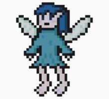 Blue Fairy Kids Clothes