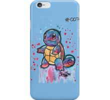 Cute Squirtle Tshirts + More! iPhone Case/Skin