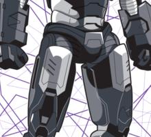 War Megatron Sticker