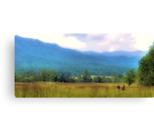 Heaven on Earth, Almost... products Canvas Print
