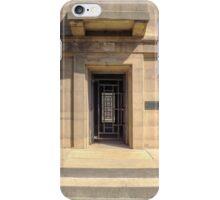 Iron Door iPhone Case/Skin