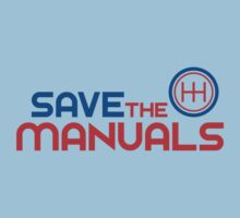 Save The Manuals (1) Kids Clothes