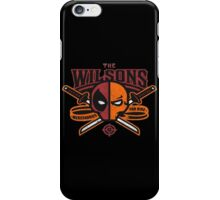 The Wilsons iPhone Case/Skin