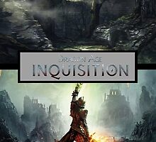 Dragon Age Inquisition Poster  by BensterTech