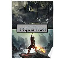 Dragon Age Inquisition Poster  Poster