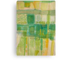 block 1 Canvas Print