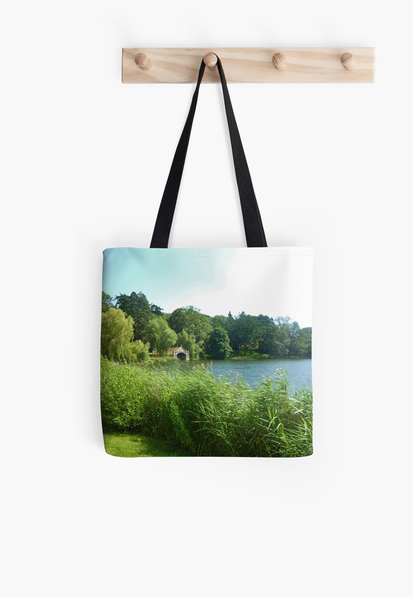 Boat House Tote by Holly Daniels