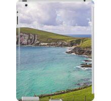 View to Dunmore Head - County Kerry - Ireland iPad Case/Skin