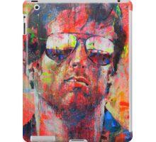 Sly, Cobra, Sylvester Stallone iPad Case/Skin